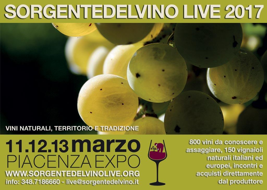 sorgentedelvino live 2017