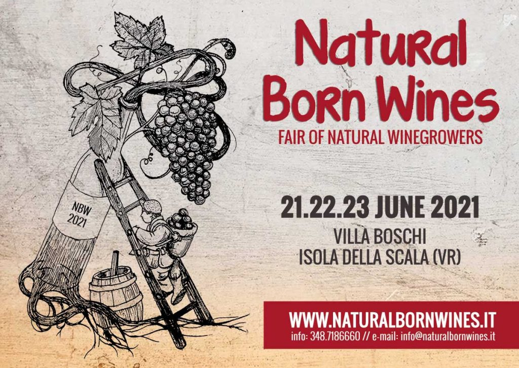 Natural Born Wines - Fair of natural Winegrowers